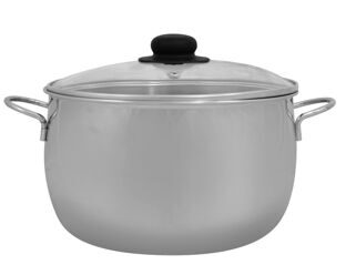 Spherical saucepan 9,0 l.