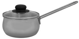 Spherical saucepan 0.9 l.