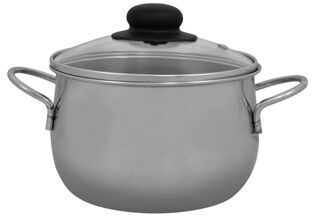 Spherical saucepan 1.9 l.